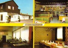 """AK, Vechelde - Vallstedt, Restaurant """"Zum Holzwurm"""", vier Abb., 1988"""