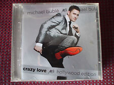 Michael Buble - Crazy Love.Hollywood Edit.Great Double CD.Discs In Ex.Condition.