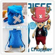 One Piece Tony Tony Chopper Backpack School Shoulder Cosplay Bag GiftS