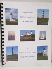 Lighthouses and Lightships of America The Hunters Guide Christine Thomas Cardaci