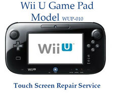 Nintendo Wii U Gamepad Controller Touch Screen Repair Service! With new Parts.
