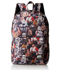 Disney Star Wars Force Awakens Loungefly  Character  Backpack NEW WAS $75 NWT