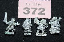 Warhammer citadel job lot classique nain metal figure nains 80s games workshop