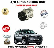FOR FORD MAVERICK 3.0 V6 24v 2001-2007 NEW AC AIR CON CONDITION COMPRESSOR UNIT