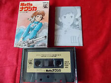 MINT! VINTAGE 1984 Nausicaa Valley of the Wind OST Cassette Tape Japanese GHIBLI