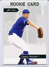 CLAYTON KERSHAW Dodgers 2006 Just Rookies #JR-23 Very First Card !!