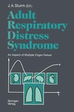 Adult Respiratory Distress Syndrome : Results of a Prospective Clinical Study...