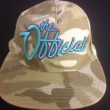 Official SnapBack Cap Camouflage