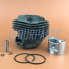 49mm Cylinder Piston W/ Rings for STIHL TS400 Concrete Saw Without Decom Port