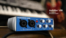 PreSonus AudioBox USB Computer Recording Interface w/ Studio One Software - FAST
