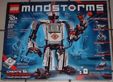 LEGO Mindstorms EV3 Robot 31313 New In Sealed Package