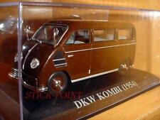 DKW KOMBI COMBI BROWN 1:43 1954 WITH BOX!!!