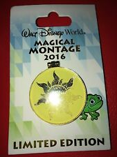 Disney Magical Montage Pin Tangled Rapunzel LE 3000 Pascal New