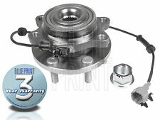 FOR NISSAN NAVARA D40 2.5TD 05-  FRONT WHEEL BEARING HUB ASSEMBLY KIT WITH ABS
