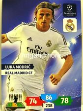 Adrenalyn XL Champions League 13/14 - Luka Modric - Real Madrid CF