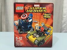 LEGO Mighty Micros: Captain America vs. Red Scarlet -76065