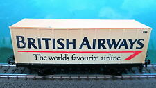 Marklin HO - British Airways Logo Box Car (From Airlines Set 4400F)