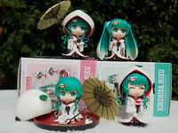 Vocaloid Miku Festival Mini Ver. Japanese Anime Figure Sets 7-8cm CHN Ver.