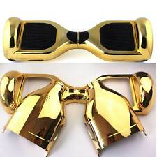 """NEW Gold For 6.5"""" Self Balancing Electric Hover Board Scooter Replacement Shell"""