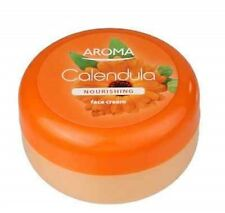 AROMA Cosmetics SOOTHING FACE CREAM WITH CALENDULA & Vitamin E 75 ml