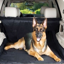 Pet Dog Seat Hammock Cover Car Suv Van Back Rear Bench Protector Mat Waterproof