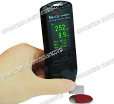 New 2013 Color Screen CM8802FN Paint Coating Thickness Gauge Meter Tester Gage