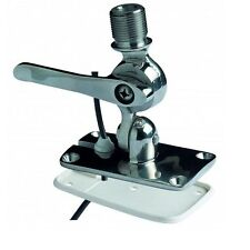 Glomex RA166/00 4 way ratchet deck mount