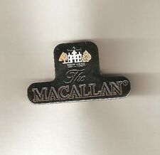 MACALLAN SCOTCH MALT WHISKY LAPEL PIN / PIN BADGE