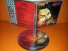 CD ANTHRAX - FISTFUL OF METAL - ARMANDO CURCIO EDITORE