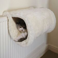 ROSEWOOD CAT tunnel DEN GROTTA Pet Gatti CASA ANIMALI DOMESTICI CASA Igloo letto GATTINO Cesto