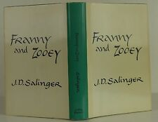 J.D. SALINGER Franny and Zooey FIRST EDITION