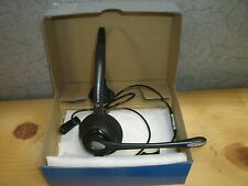 Plantronics H251N SupraPlus Monaural Noise Canceling QD Headset for M12 M22 MX10