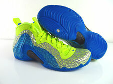 Nike Air Flightposit Exposed Neon Volt Basketball Schuhe  UK_7.5 US_8.5 42