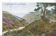 Dorset Postcard - Bournemouth - Durley Chine    MB611