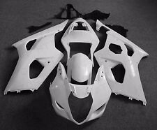 Unpainted Pre-drilled Fairing Kit Bodywork For Suzuki GSXR1000 2003 2004 03 04