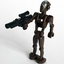 STAR WARS lego ELITE COMMANDO CAPTAIN DROID minifig the clone wars NEW 75002