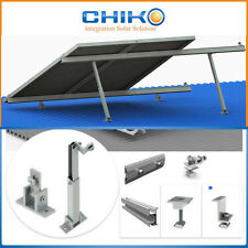 2KW FLAT ROOF SOLAR RACKING INSTALLATION KIT – Suits 8 x 250W Panels