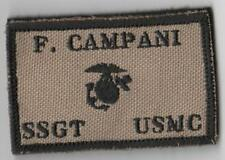 Patch toppa NOME MARINES VELCRO TERMOSALDABILE SOFTAIROUTLET.com