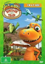 Jim Henson's Dinosaur Train - I'm A T.Rex! (DVD, 2011)