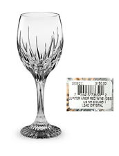 "Baccarat Crystal JUPITER 8 3/4"" American Red Wine Glass(s) New with Tags"
