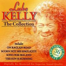 Luke Kelly - The Collection | NEW 2 CD [The Dubliners, Irish Music]