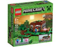 LEGO® Minecraft 21115 Steve´s Haus Die Erste Nacht House The First Night RARITÄT