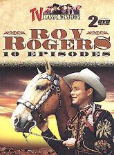Roy Rogers - 10 Episodes (DVD, 2003, 2-Disc Set)