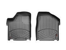 WeatherTech® FloorLiner for Nissan Murano - 2003-2007 - 1st Row - Black