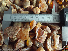 1000g 1kg Baltic Genuine Amber Raw Stones  琥珀色 Natur Bernstein Fraction 1-2g