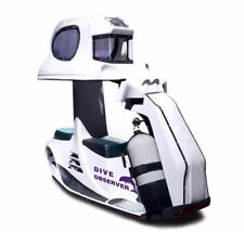 DiveObserver underwater Scooter | 2 Passengers Sea Scooter | Personal Submarine