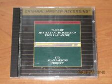 ALAN PARSONS PROJECT - Tales Of Mystery And Imagination - MFSL - 24Kt Gold CD