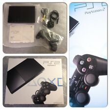 "Japanese Sony ""Slim"" Playstation 2 SCPH-90006 CB !NEW! - Playstation 2 - NTSCJ"