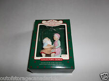 Hallmark Ornament Mr. & Mrs. Claus 1987 Home Cooking 2nd In Series QX4837 - NEW