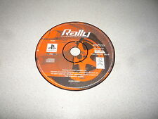 RALLY CHAMPIONSHIP  SONY PLAYSTATION 1 PS1  PAL